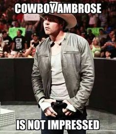 With the SummerSlam main event set and ready to go, WWE has taken the last two weeks to dedicate extra time to matches lower on the car. Roman Reigns Dean Ambrose, Wwe Dean Ambrose, Dean Ambrose Funny, Wrestling Memes, Wrestling Stars, Jonathan Lee, Wwe Funny, Best Wrestlers, The Shield Wwe