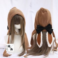 Head Accessories, Costume Accessories, Bride Hairstyles, Cool Hairstyles, Kawaii Wigs, Gents Hair Style, Cute Hats, How To Draw Hair, Mori Girl