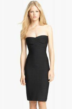 Nazik Strapless Bodycon Bandage Dress  T20745  :http://www.wholesalebandagedress.com/nazik-strapless-bodycon-bandage-dress-p-378.html#.Ur1PcdJhBLQ