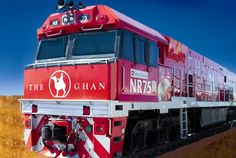 The Ghan   Adelaide to Darwin, Australia