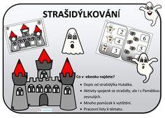 Halloween - projekt do MŠ Aa School, School Clubs, Czech Republic, Halloween Party, Playing Cards, Autumn, Fall Season, Playing Card Games, Fall