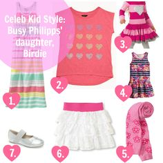 Celebrity kid style: Busy Philipps' daughter - Savvy Sassy Moms