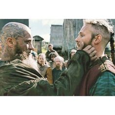 #ragnar #king #ubbe #vikings #warriors #war