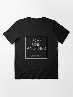 Christian Apparel, Christian Clothing, Christian Shirts, T Shirts With Sayings, Shirts For Girls, John 13, Church Clothes, Athletic Clothes, Jesus Shirts