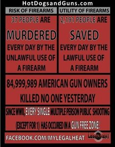 The Facts About Firearms Owners. These are the statistics everyone needs to see. Especially those who want to take our 2nd amendment rights away! - Picmia