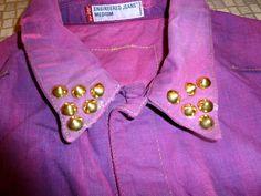 jean jacket diy dye - Google Search