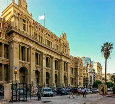 Palacio de Tribunales, Ciudad de Buenos Aires, Argentina. Small World, Louvre, Street View, Building, Travel, Google, Palaces, Be Nice, Pictures