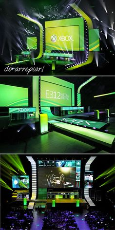 Xbox1 Palco Show