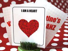 Valentine Hedbanz Printables
