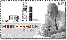 Egon Eiermann – Wikipedia
