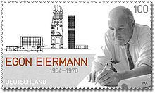 Egon Eiermann – Wikipedia