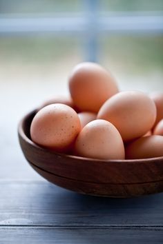 Lecithin in eggs is a nutritional component the body needs to repair tissue and build healthy new cells. The importance of high-protein eggs to health are endless. Eat them!
