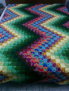 Bargello Quilt ♌