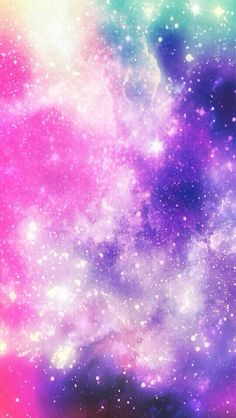Imagen de galaxy, pink, and wallpaper