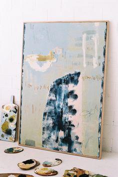 Painting Inspiration, Art Inspo, Modern Art, Contemporary Art, Pretty Art, Light Art, Art Pictures, Diy Art, Bunt