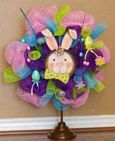 Cute Easter Wreath