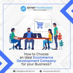 How to Choose an ideal Ecommerce Development Company for your Business? #EcommerceWebsiteDevelopmentCompany #EcommerceWebsiteDesign #EcommerceSolutions #EcommerceWebsiteDevelopers #EcommerceWebAgency #EcommerceWebDevelopment #EcommerceDevelopers #EcommerceDevelopment #EcommerceDevelopmentServices #EcommerceWebsiteDeveloper #Europe #Switzerland #Nevada #Florida #Gainesville #Ohio #USA #UK #Australia Application Development, Web Application, Software Development, Website Services, Website Maintenance, Ecommerce Website Design, Ohio Usa, Website Development Company