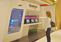 'Kinect' interface At Brazil's Bank Of The Future | Fast Company