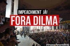 Povo brasileiro aguarda a PresidentA vir às ruas como jamais se viu na história desse Pais @OrganizadAntiPT