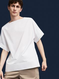 Fashion brand COS turns 10 this year, and to celebrate is releasing a capsule collection of 10 pieces each inspired by Japanese silhouettes. Cos Fashion, Minimal Fashion, Fashion Brand, Fashion Outfits, Fashion Tips, Fashion Design, Minimalist Fashion French, Cos Man, Brand Collection