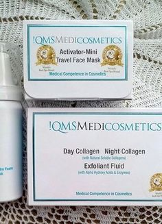 Kaufe meinen Artikel bei #Kleiderkreisel http://www.kleiderkreisel.de/kosmetik/kosmetik/141215056-qms-medicosmetics-pflege-artikel-im-set