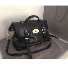 Tip: Mulberry Handbag (Black)