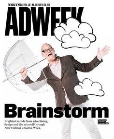 Adweek cover - May 14, 2012