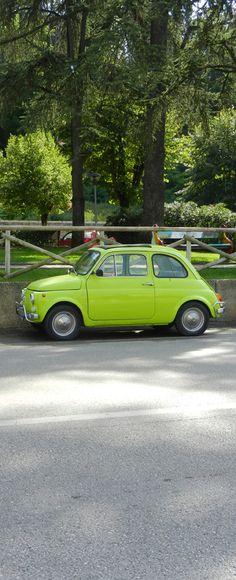 Fiat 500 / Deruta / Umbria / Italy