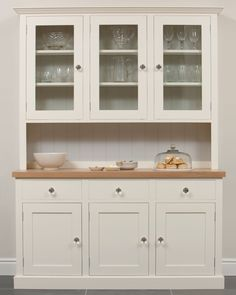 Painted Kitchen Dressers and Fine Free Standing Furniture from The Kitchen Dresser Company / Furniture - Kitchen Dressers - Mrs Brown's