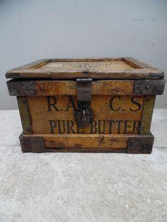 Butter Box The Antique Kitchen