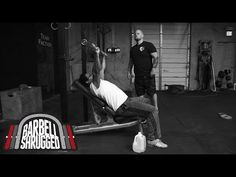 How to Strengthen Your Chest w/ Incline Bench Press - TechniqueWOD - Barbell Shrugged
