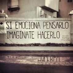 Si emociona pensarlo, imagínate hacerlo. #mochileros #viajes #viajar - Encuentra más inspiración para tus escapadas en www.escapadarural.com