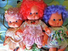 Blow Kiss Dolls Brazil Strawberry Shortcake Dolls- moranguinho   eBay