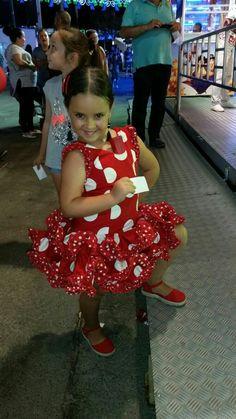Mi flamenca guapa.
