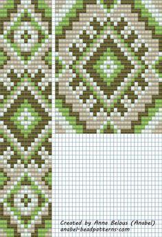 Схема гердана - станочное ткачество