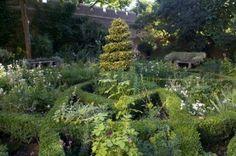 Knot Garden, Garden Museum, London