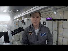 The Martian: Conoce a la tripulación de la misión a Marte con este vídeo guiado por Matt DamonOGROMEDIA Films