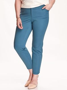 Womens Plus The Pixie Ankle Pants