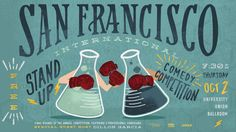 SF COMEDY COMPETITION