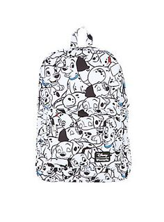 101 reasons to get this backpack // Loungefly Disney 101 Dalmatians Pups Print Backpack