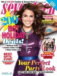 Seventeen Magazine Covers | nikki-reed-seventeen-magazine-cover
