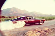 Smokin' Riviera....