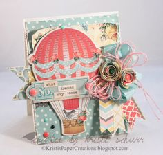 Kristi Schurr: Kristi's Paper Creations