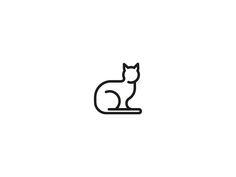 Micio Logo. Brand Identity x Micio, Cat Food.