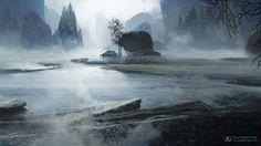 Winter by ourlak.deviantart.com on @DeviantArt