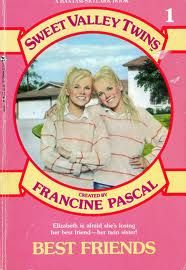 Sweet Valley Twins - I had this entire series