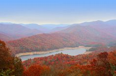 Great Smoky Mountains, North Carolina & Tennessee - 10 Best Fall Foliage Trips in the US | Fodors