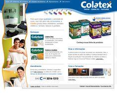 Site http://www.colatexdobrasil.com.br/s/