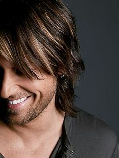 Keith Urban He has to be great cause he married our Nicole.