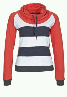 Hoodies are always popular with ladies and girls. This crew neck drawstring hoodie with stripe pattern will make you looks slimmer and cool. Color: AS THE PICTURESize: S, M, L, XLS: Bust Length Shoulder Width Sleeve Length Bust Cute Fashion, Look Fashion, Autumn Fashion, Womens Fashion, Fashion News, Fashion Online, Latest Fashion, Fashion Outfits, Moda Outfits